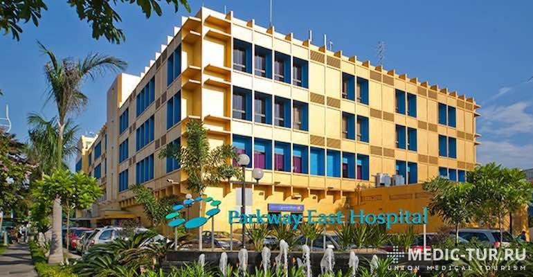 Госпиталь Ист Шор