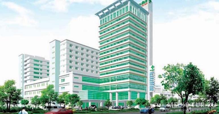 Больница Янхи