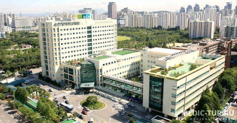 Медицинский центр Сунчонхян